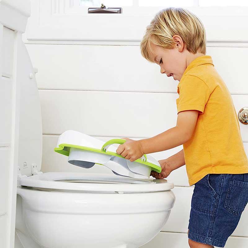 potty chair vs potty seat: munchkin sturdy potty seat