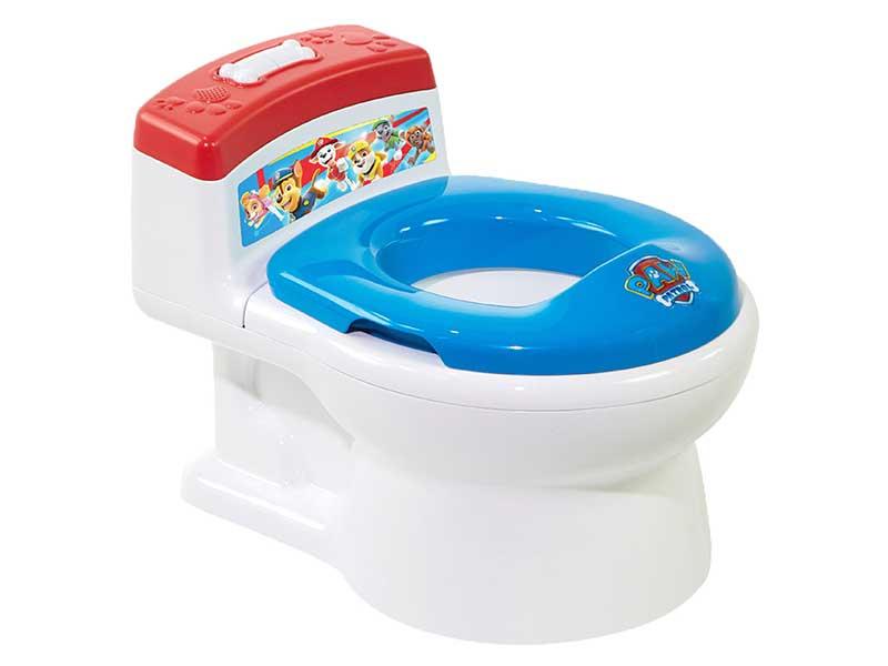 potty chair vs potty seat: the nickelodeon paw patrol