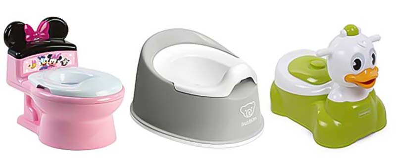 potty chair vs potty seat: What type of potty training chair is best