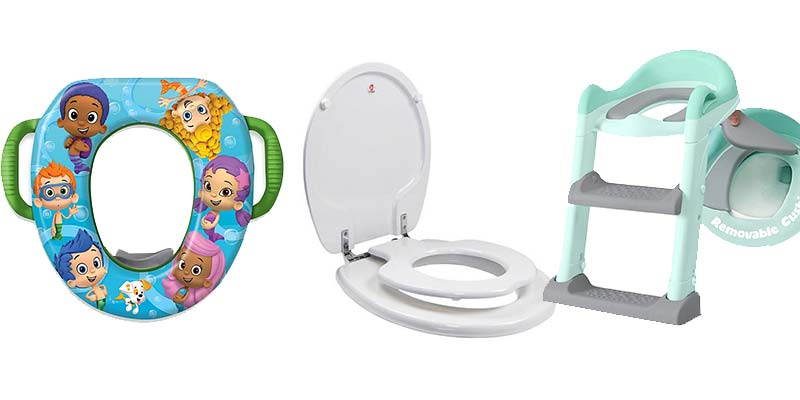 potty chair vs potty seat: What type of potty training seat is best