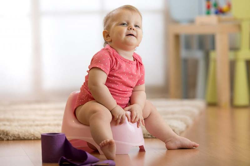 potty seat vs potty chair: Benefit of potty training chair