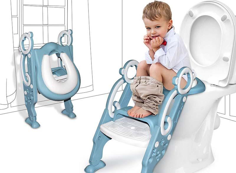 potty seat vs potty chair: Benefit of potty training seat